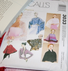 McCall's Evening Cover-ups