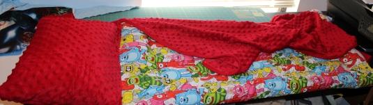 snuggly fabrics