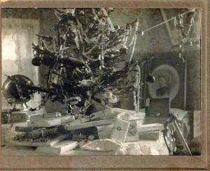 Christmas tree 1910