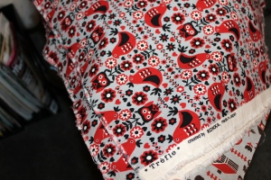 Kokka linen fabric