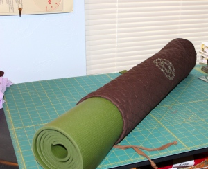 yoga mat bag
