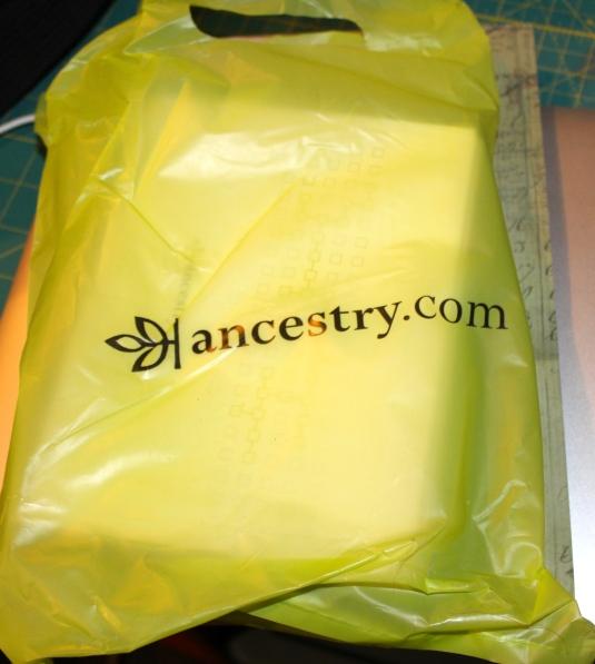 ancestry.com DNA test kit