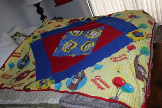 fleece quilt