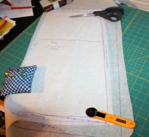 sloper pattern