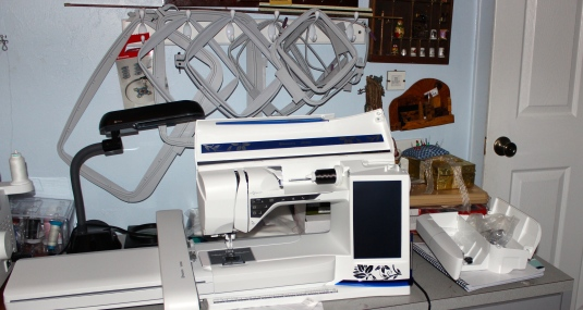 sewing machine Designer Diamond