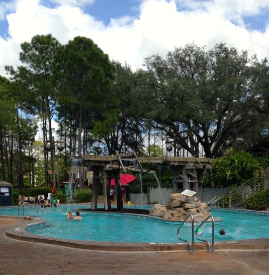 Ol' Man Island pool