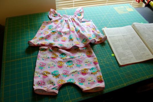 Burma baby clothes