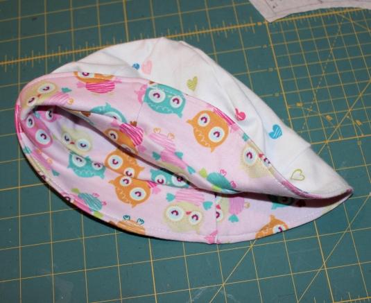 Burma baby hat